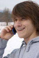 Les avantages des adolescents Avoir Téléphones portables
