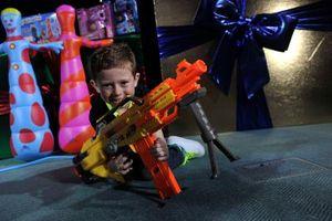 Comment faire un pistolet d'eau dans un Nerf Gun