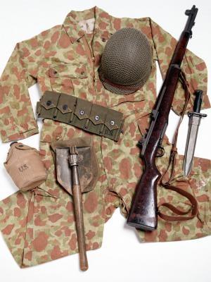 Instructions pour la Fronde en cuir sur un fusil Garand M1