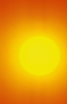 Quel est le lien entre la surface d'une étoile et sa couleur?
