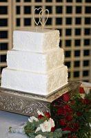 Meilleur mariage de Noël gâteau Décorations