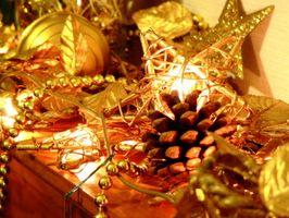 Comment accrocher les lumières de Noël sur la brique