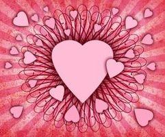 Ce qui à écrire sur une carte de Valentine
