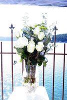 Comment économiser de l'argent sur des fleurs fraîches pour votre mariage
