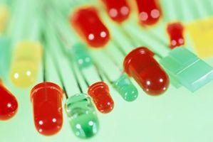 Procédure pour déterminer une résistance à une diode électroluminescente