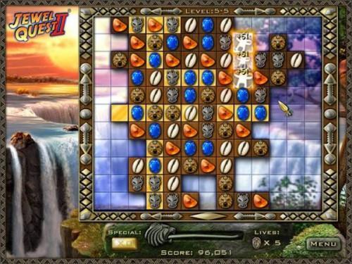 Conseils pour Gagner Jewel Quest 2