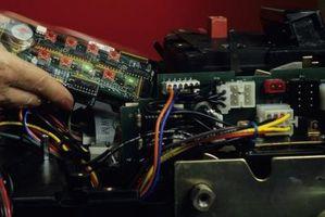 Comment connecter un fil à une carte de circuit imprimé