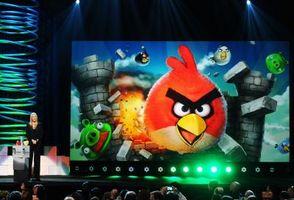 """Comment faire pour obtenir tous les niveaux qui Say Coming Soon sur Ham 'Em High en """"Angry Birds"""""""