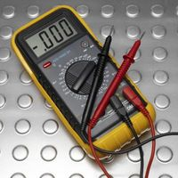 Comment mesurer le pourcentage d'ondulation sur une alimentation DC
