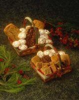 Thèmes pour paniers-cadeaux de Noël maison
