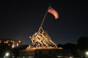 Comment commémorer un ancien combattant de l'US Marine Corps