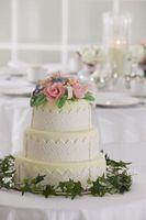 Homemade Ivy mariage Centerpiece Idées