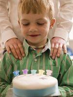 Idées de gâteau en forme pour les garçons