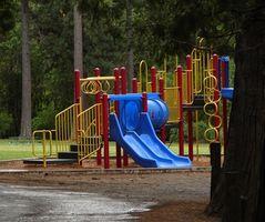 Équipement de jeu en plein air pour les enfants