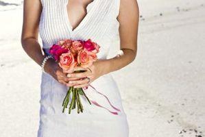 Rose Bouquet de fleurs bricolage
