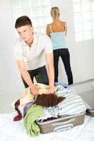 Les signes que votre mari peut être la tricherie
