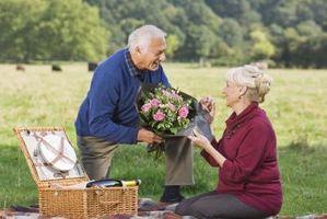 Des idées pour des paniers-cadeaux d'anniversaire de mariage