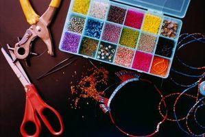 Comment faire Pin-Woven Amulette Sacs