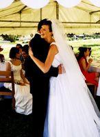 Comment savoir ce qui tente Taille Vous avez besoin pour un mariage