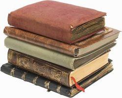 Comment Apprécier Livres anciens