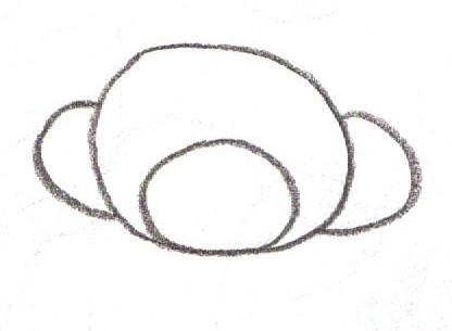 Comment dessiner un bébé singe Image