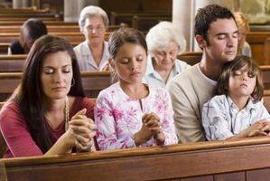 Cadeaux pour Huissiers de l'Église