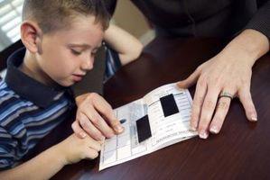 Comment faire une carte d'empreintes digitales pour les enfants