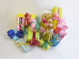 Quel genre de cadeaux devrait être accordée pour un baptême?