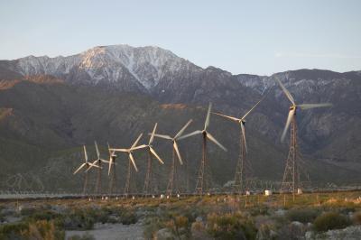 Combien de terres est nécessaire pour les éoliennes?