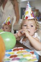 Comment avoir une première fête d'anniversaire de filles
