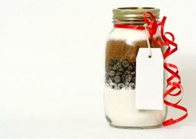 Aliments vacances à Faire et donner comme cadeaux