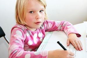 Comment écrire un essai sur le stress des enfants