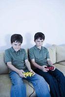 Les effets sur les enfants en utilisant des jeux vidéo