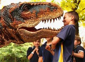 Jeux de dinosaure pour 3-Year-Olds