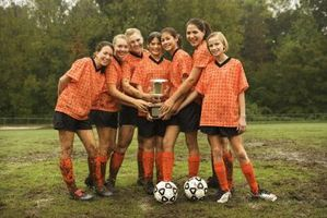 Comment faire pour trouver des équipes de soccer pour les enfants