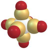 Qu'est-ce qu'un Exposant dans une formule chimique?