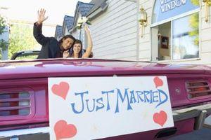 Comment décorer un véhicule pour les mariages