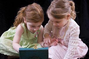 Jeux interactifs pour les jeunes enfants