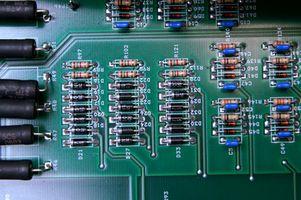 Comment fonctionne une fonction diode Schottky?