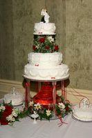 Comment faire un gâteau de mariage en ligne