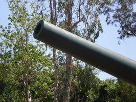 Comment faire Tonneaux Cannon en bois