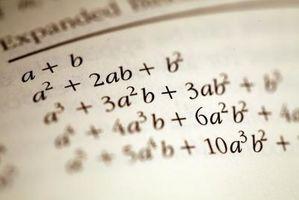 Les lois fondamentales de l'algèbre