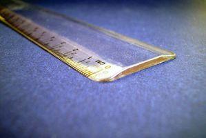 Centimètres en pieds et pouces Conversion