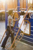 Comment garder un enfant Coffre-fort à l'aire de jeu