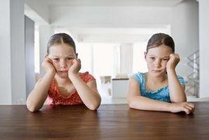 Activités à la maison quand vos enfants sont Bored