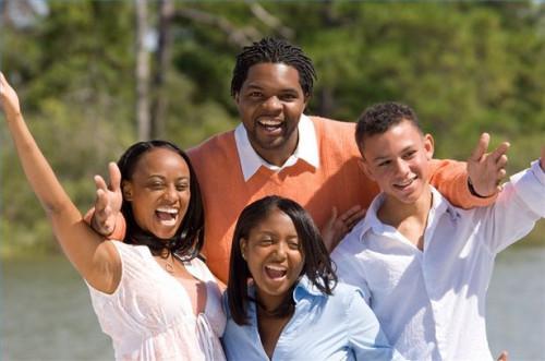 Comment être une famille heureuse