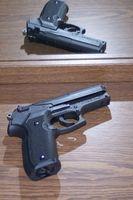 Forensic Arme à feu d'identification