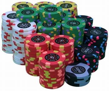 Comment Are Poker Chips Made?