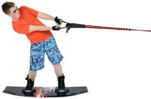 Comment faire du ski nautique pour les enfants