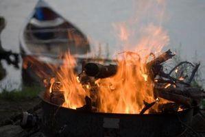 A Distiller de l'eau au feu de bois bricolage